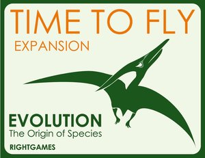 Heidelberger Spieleverlag RU002 - Evolution: Time to Fly, Erw.