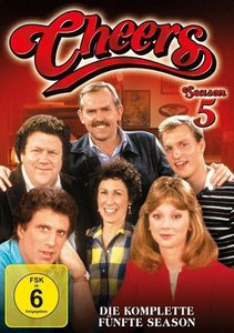 Cheers - Season 5 (4 Discs, Multibox)