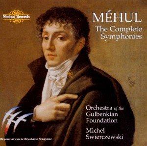 Mehul:Symphonies Cpl.