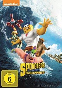 SpongeBob Schwammkopf - Schwamm aus dem Wasser 3D