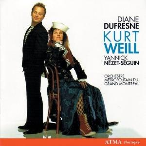 Weill: Songs/Sinfonie 2