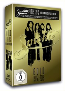 GOLD: Smokie Greatest Hits (40th Anniversary DVD Edition 1975-20