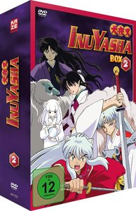 InuYasha - TV-Serie - Box 2