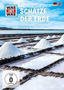 Was ist was DVD: Schätze der Erde. Salze, Erze, Edelsteine