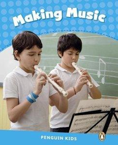 Penguin Kids 1 Making Music Reader CLIL AmE