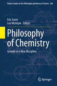 Philosophy of Chemistry