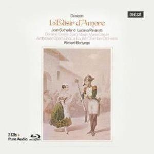 L?Elisir D?Amore (Ltd.Deluxe Edt.)