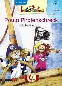 Lesepiraten. Paula Piratenschreck