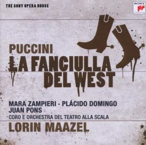 La fanciulla del West-Sony Opera House