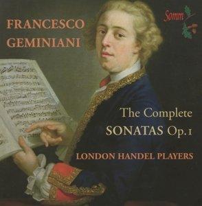 Sämtliche Sonaten op.1