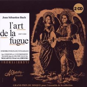 Die Kunst Der Fuge,BWV 1080