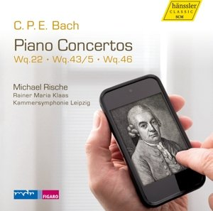 Klavierkonzerte Wq 22,43/5,46
