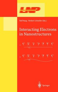 Interacting Electrons in Nanostructures