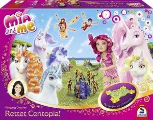 Schmidt Spiele 40517 - Mia und Me: Rettet Centopia!