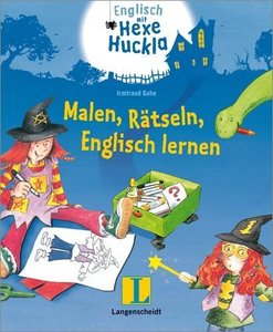 Englisch lernen mit Hexe Huckla