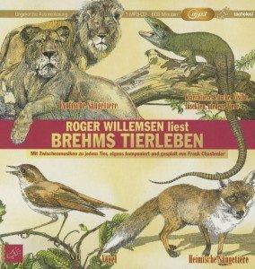 Brehms Tierleben (MP3-Ausgabe)