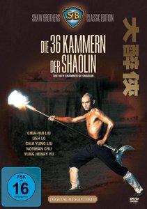 Die 36 Kammern der Shaolin-Shaw Brothers Classic
