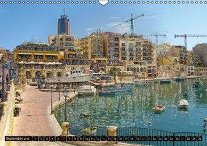 Malta and Gozo Amazing Islands (Wall Calendar 2015 DIN A3 Landsc