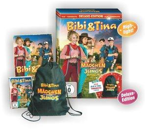 Bibi & Tina - Mädchen gegen Jungs. Deluxe Edition