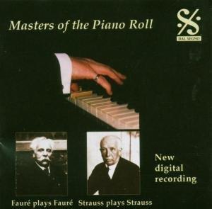 Faure Plays Faure/Strauss Spielt Strauss