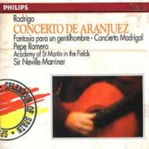 Concierto De Aranjuez/Concierto Madrigal