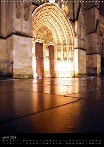 Nuitées de Bordeaux (Calendrier mural 2015 DIN A3 vertical)