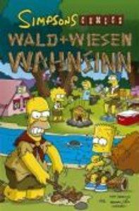 Simpsons Comics Sonderband 15. Wald und Wiesen Wahnsinn