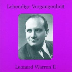 Leonard Warren II