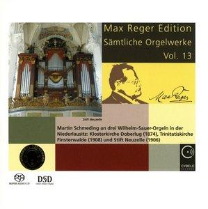 Sämtliche Orgelwerke vol.13