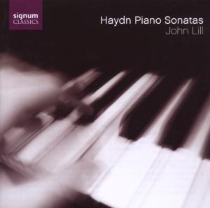 Klaviersonaten Hob XVI: 36,44,49,52