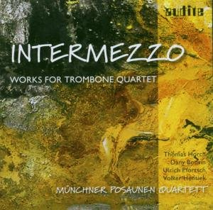Intermezzo-Works For Trombone Quartet