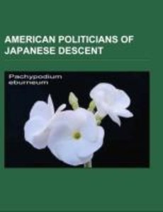 American politicians of Japanese descent