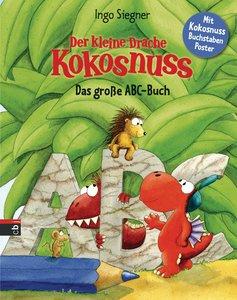 Der kleine Drache Kokosnuss - Das große ABC-Buch