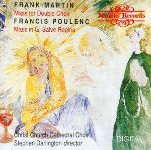 Poulenc/Martin Masses