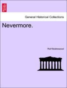 Nevermore. VOL. II.