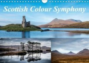 Scottish Colour Symphony (Wall Calendar 2015 DIN A4 Landscape)