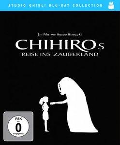 Chihiros Reise ins Zauberland. Blue-ray
