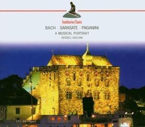 A Musical Portrait (Bach/Sarasate/Paganini)
