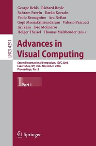 Advances in Visual Computing 1
