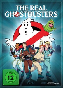 The Real GHOSTBUSTERS-Box 1 (11 DVDs)