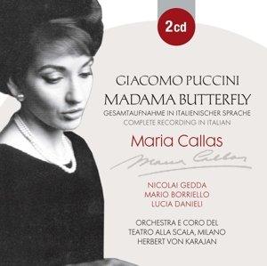 Puccini: Madama Butterfly (GA/Callas)