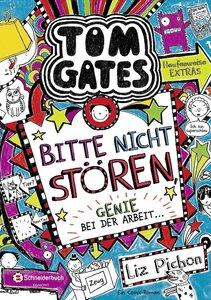Tom Gates 08. Bitte nicht stören, Genie bei der Arbeit ...