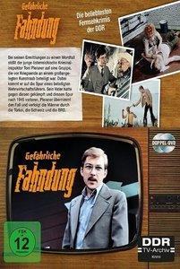 Gefährliche Fahnung - DDR TV-KRIMI - 7 Folgen
