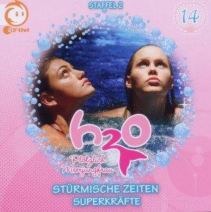 14: STÜRMISCHE ZEITEN/SUPERKRÄFTE