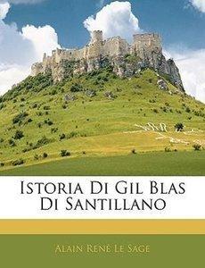 Istoria Di Gil Blas Di Santillano