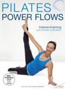 Pilates Power Flows Intensivtraining zum Formen & Straffen!