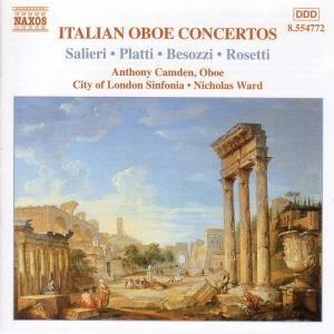 Italienische Oboenkonzerte V.2