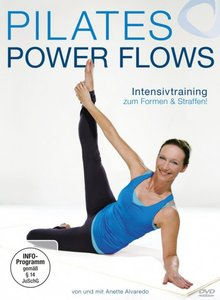 Pilates Power Flows Intensivtraining zum Formen & Straffen!