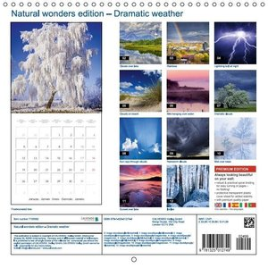 Calvendo: Natural Wonders Edition - Dramatic Weather