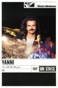 Yanni Live At The Acropolis